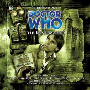 <i>The Kingmaker</i> audio drama