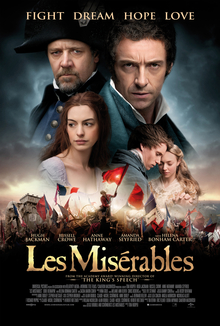 Les miserables movie found