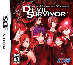 Picture of a game: Shin Megami Tensei: Devil Survivor