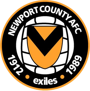 Newport County A.F.C. Association football club based in Newport, Wales