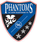 New Hampshire Phantoms logo through 2010