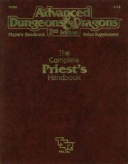 PHBR3 TSR2113 The Complete Priest's Handbook.jpg