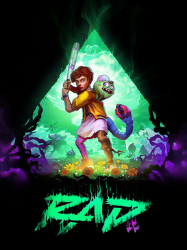 Picture of a game: Rad