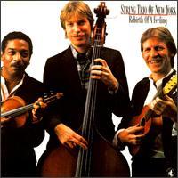 <i>Rebirth of a Feeling</i> 1984 studio album by String Trio of New York