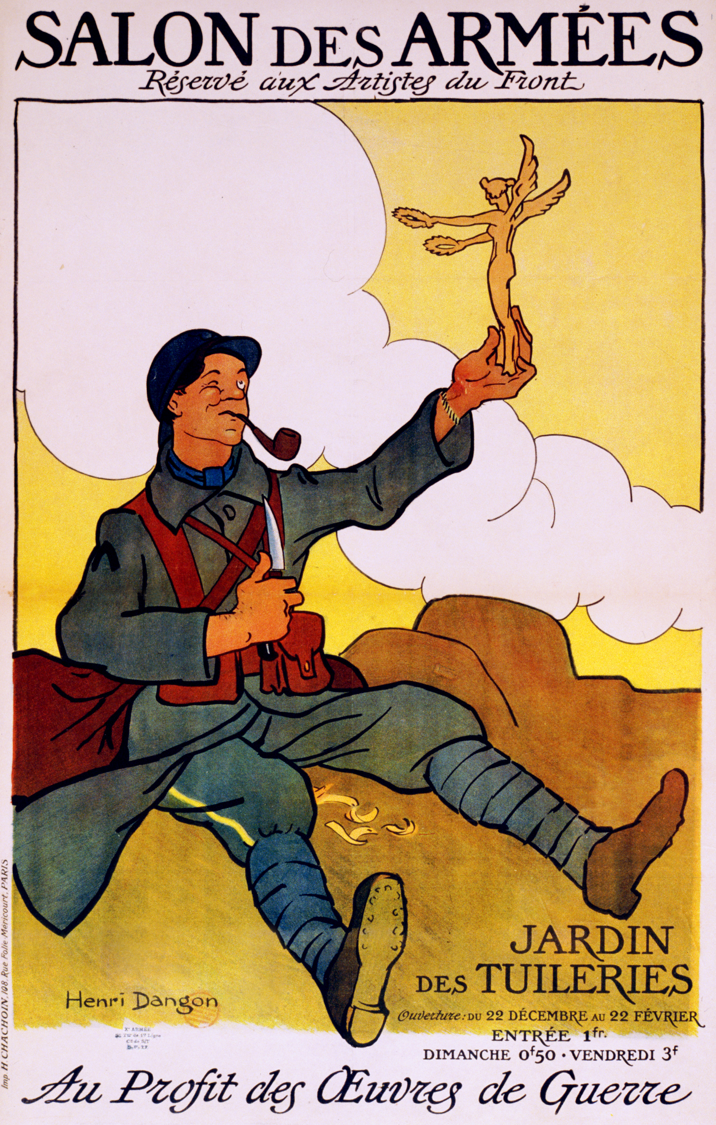 Salon De Jardin Original file:salon des armées, exhibition poster, 1916 - wikipedia