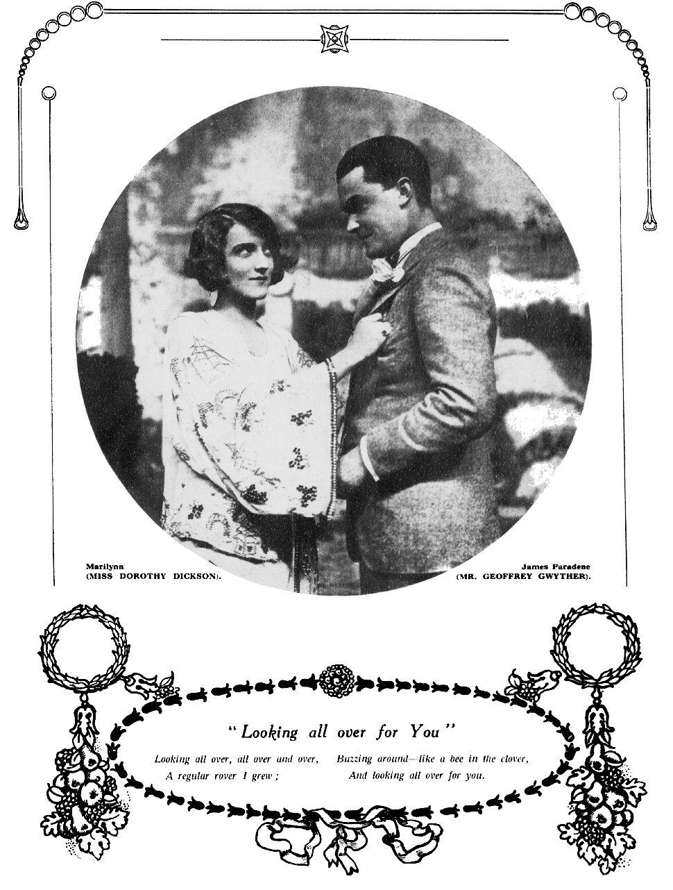 The Cabaret Girl - Wikipedia
