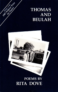 <i>Thomas and Beulah</i> book by Rita Dove