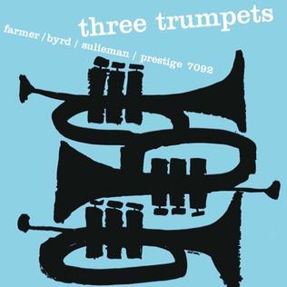 <i>Three Trumpets</i> Prestige All Stars album