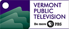 Logo as Vermont Public Television, 1997 - May 2014