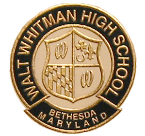 Walt Whitman High School (Maryland) Public secondary school in Bethesda, Maryland, United States