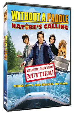 Without a paddle cast without a paddle natures