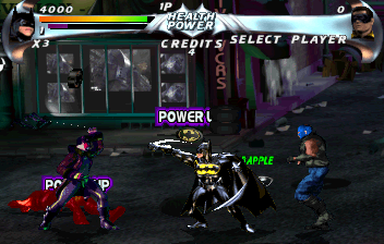 Batman forever: the arcade game download (1996 arcade action game).