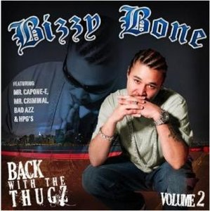 <i>Back with the Thugz Part 2</i> 2009 studio album by Bizzy Bone