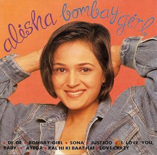 <i>Bombay Girl</i> 1994 studio album by Alisha