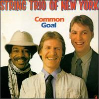 <i>Common Goal</i> 1981 studio album by String Trio of New York