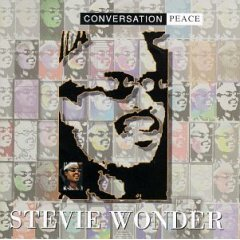 <i>Conversation Peace</i> 1995 studio album by Stevie Wonder