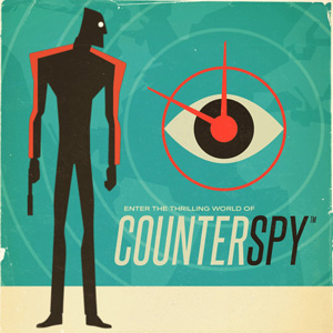 <i>CounterSpy</i> (video game) 2014 side-scrolling stealth game