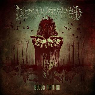 <i>Blood Mantra</i> 2014 studio album by Decapitated