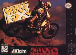 <i>Dirt Trax FX</i> 1995 video game