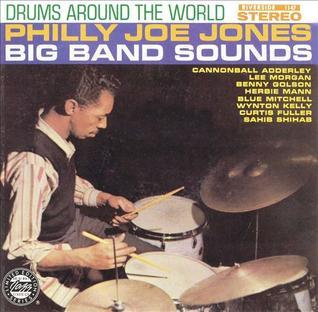 <i>Drums Around the World</i> 1959 studio album by Philly Joe Jones
