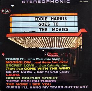 <i>Eddie Harris Goes to the Movies</i> 1962 studio album by Eddie Harris
