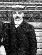 Longest serving manager Edmund Goodman Edmund Goodman circa 1908.jpg