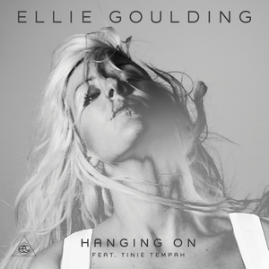 Ellie Goulding featuring Tinie Tempah - Hanging On (studio acapella)