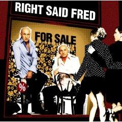 for sale right said fred album wikipedia