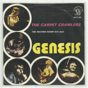 The Carpet Crawlers 1975 song by Genesis