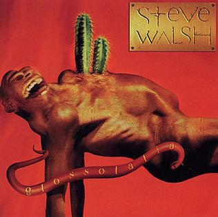 <i>Glossolalia</i> (album) 2000 studio album by Steve Walsh