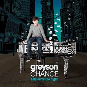 <i>Hold On til the Night</i> 2011 studio album by Greyson Chance