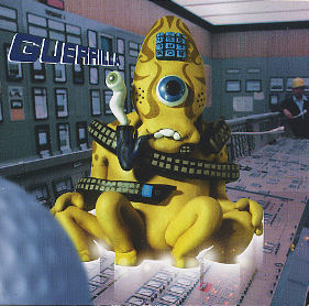 <i>Guerrilla</i> (album) 1999 studio album by Super Furry Animals