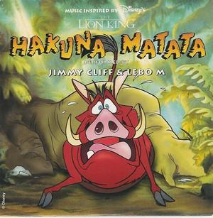 Hakuna Matata (song) Song from Disneys The Lion King