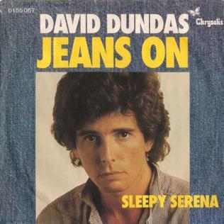 Jeans On 1976 single by David Dundas