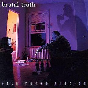<i>Kill Trend Suicide</i> 1996 studio album by Brutal Truth