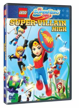 NEW IN BOX. SUPER VILLAINS SERIES DC COMICS BIZARRO ACTION FIGURE