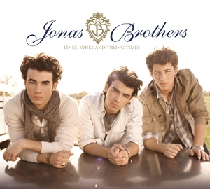 <i>Lines, Vines and Trying Times</i> 2009 studio album by Jonas Brothers