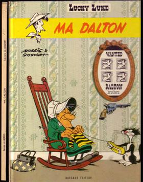 Daltons Lucky Luke