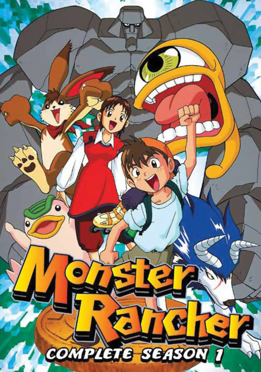 Monster Rancher Tv Series Wikipedia