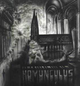 <i>Homunculus, Vol. 1</i> album by Peter Frohmader