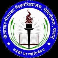 Image result for nilamber pitamber university logo