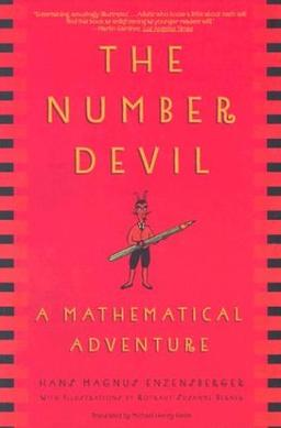 the number devil Annoyed with his math teacher who assigns word problems and won't let him use  a calculator, twelve-year-old robert finds help from the number devil in his.