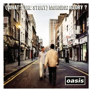 (What's the Story) Morning Glory? - Wikipedia Oasis Band Album Cover