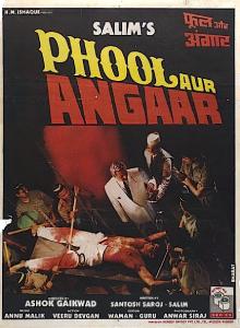 <i>Phool Aur Angaar</i> 1993 Indian film