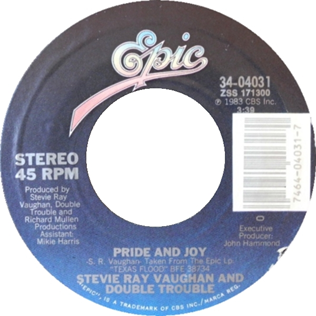 Pride and Joy (Stevie Ray Vaughan song) - Wikipedia