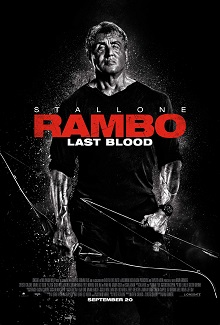 Rambo Last Blood official theatrical poster