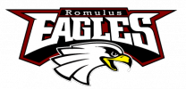 Romulus High School logo.png