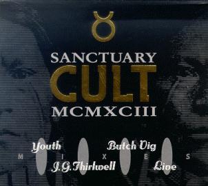 Titelbild des Gesangs She Sells Sanctuary von The Cult