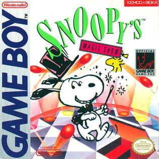 Snoopy's Magic Show - Wikipedia