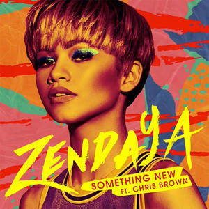 Zendaya featuring Chris Brown - Something New (studio acapella)